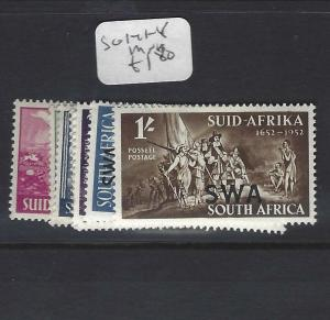 SOUTH WEST AFRICA    (PP1801B)  SG 141-8   MOG