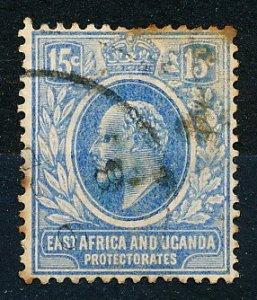 East Africa & Uganda Protectorates #36 Single Used