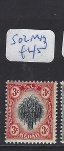 MALAYA KEDAH  (P0707B)  LEAF 3C    SG  2    MOG