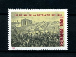 [100873] Romania 1998 Revolution of 1848  MNH
