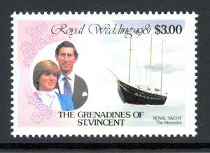St. Vincent Grenadines 211 MNH 1981