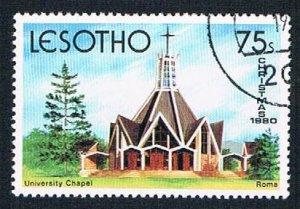 Lesotho 317 Used Church 1980 (BP36612)