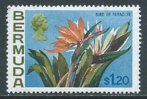 Bermuda, Sc #270, $1.20 MH