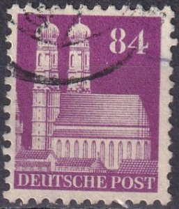 Germany #656 F-VF Used CV $6.00  (Z4131)