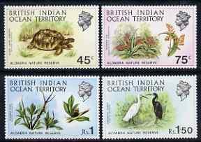British Indian Ocean Territory 1971 Aldabra Nature Reserv...