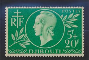 Somali Coast (Djibouti) Stamp Scott #B13, Mint Never Hinged - Free U.S. Shipp...