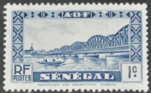 DYNAMITE Stamps: Senegal Scott #142 – UNUSED