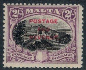 Malta #162*  CV $27.50