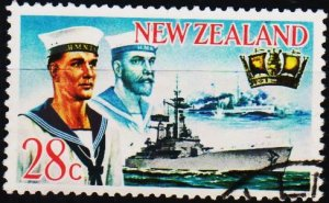 New Zealand. 1968 28c S.G.886 Fine Used