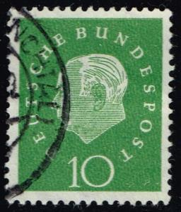 Germany #794 Theodor Heuss; Used (0.25)