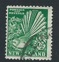 New Zealand SG 577 Used
