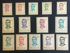 Middle East,worldwide,old Stamps,14th Definitive