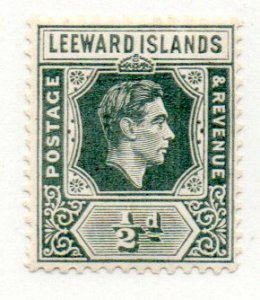 LEEWARD ISLANDS 120 MNH SCV $2.00 BIN $1.20 ROYALTY