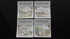 Guernsey 1986 Museum Mint