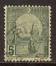 Tunisia  #  32 used