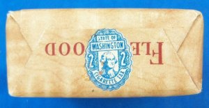 Washington/ Federal Cigarette Tax Stamps, See Remark (S17246)