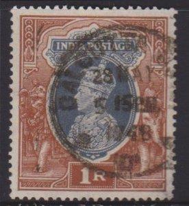 India Sc#162 Used