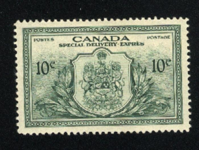 Canada #E11   Mint VF  1946 PD
