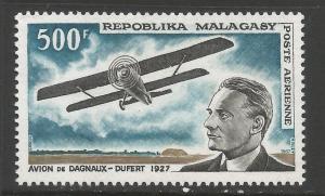 MADAGASCAR/MALAGASY C84 MNG AIRPLANE Z6-181