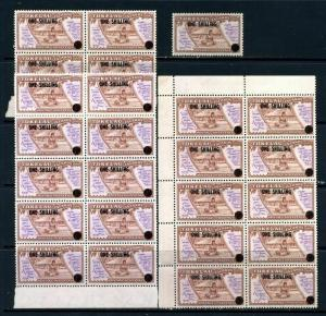 Tokelau Stamps # 5 VF NH Lot Of 25
