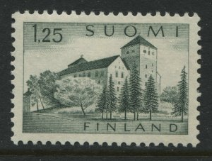 Finland 1.25 m  mint o.g. hinged