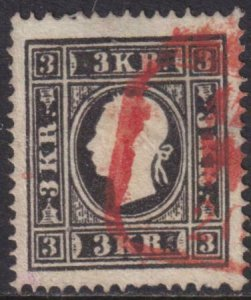 Austria 1850 SC 7 Used