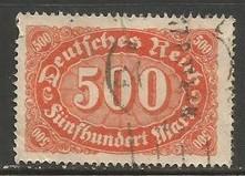 GERMANY 203 VFU I481-4