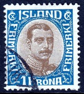 Iceland - Scott #126 - Used - SCV $2.00