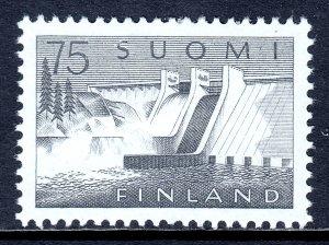 Finland - Scott #363 - MH - Hinge bump - SCV $5.75