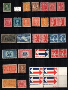 US  25  mint  never hinged MNH