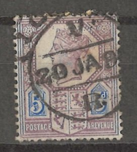 COLLECTION LOT # 4245 GREAT BRITAIN #118 1887 CV+$12.50