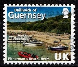 Guernsey 2015 Mi. 1487 used (10835)