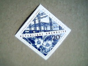 1967  Rwanda  #211  MNH