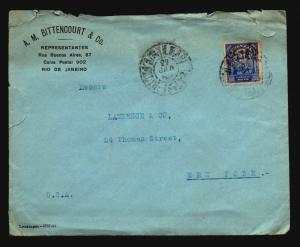 Brazil - 3 1920s Commercial Covers (See Image For Condition) - Z15985