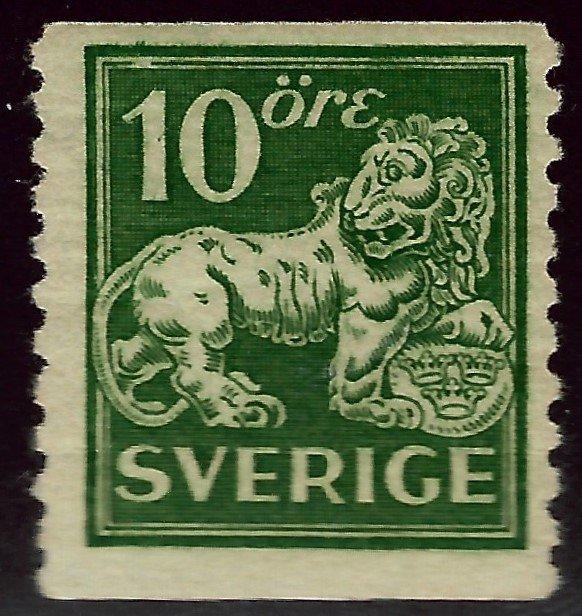 Sweden SC#118 Mint F-VF...Bidding Bargain!!
