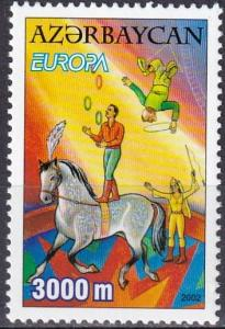 Azerbaijan #729  MNH  CV $3.00 (A19024)