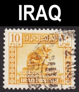 Iraq Scott 86 VF used.