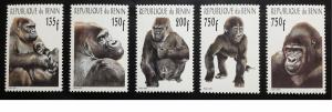 Garilla, Series, 2001, Benin, N6(IL)