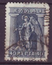 J9237 JL stamps @20% 1911-21 greece used #208