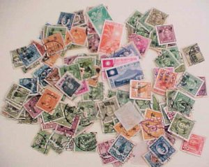CHINA  STAMPS 175 WIDE VARIETY USED 1930's-1950's REGIONAL POSTS