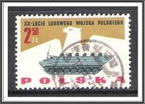 Poland #1172 Polish Peoples Army Used
