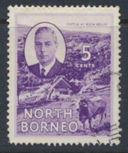 North Borneo  SG 360 SC# 248 Used    see scan and details