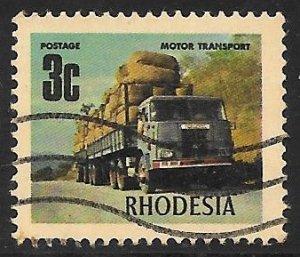 [17919] Rhodesia # 281 Used