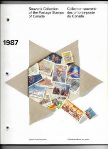 Canada 1987 Souvenir Collection