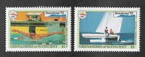 922-923,MNH St. Vincent Grenadines