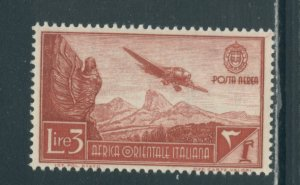 Italian East Africa C8  MNH cgs