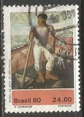 BRAZIL 1691 VFU J777-3