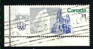 Can #687   -2  used VF 1976 PD