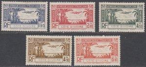 Ivory Coast C1-C5 MLH CV $3.80