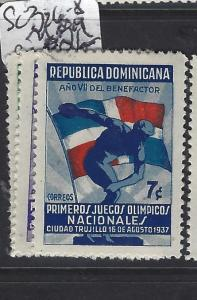 DOMINICAN REPUBLIC  (PP0910B)  SC 326-8  MOG